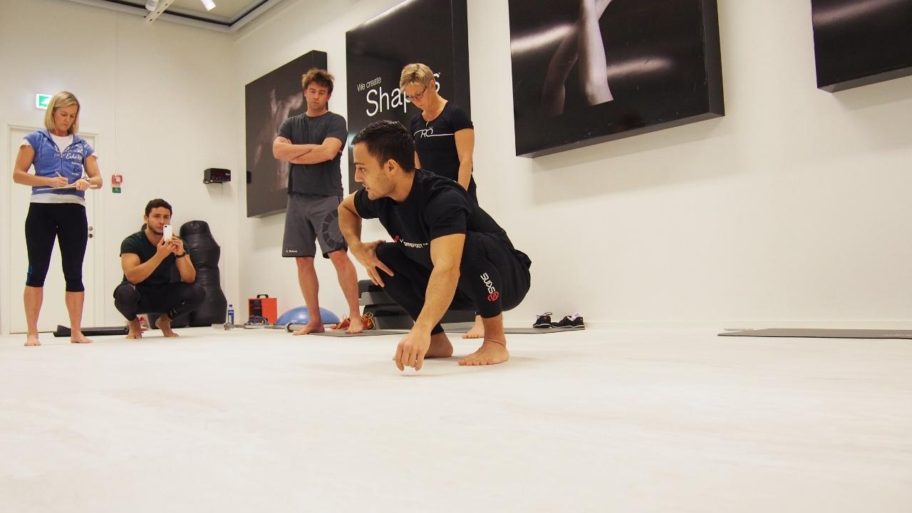 Löpträning och barfotalöpning Movement Health
