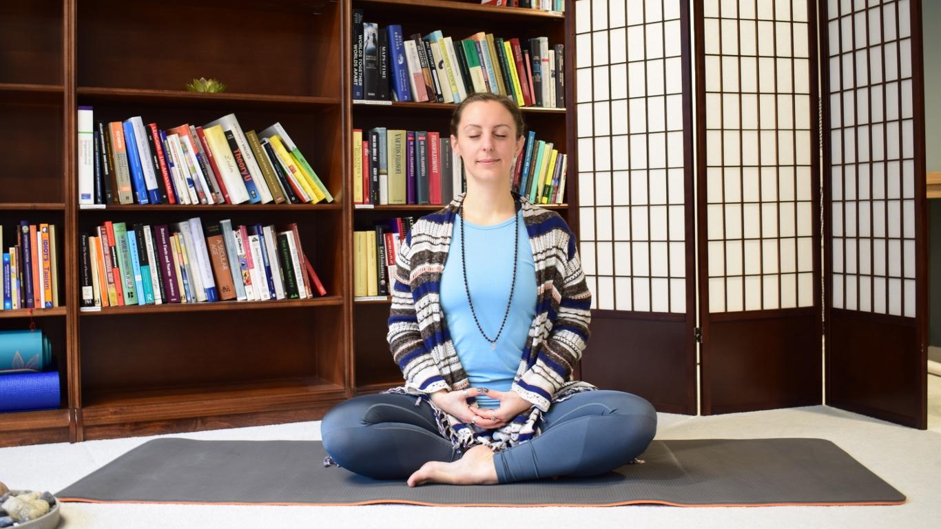 Hur borjar jag meditera
